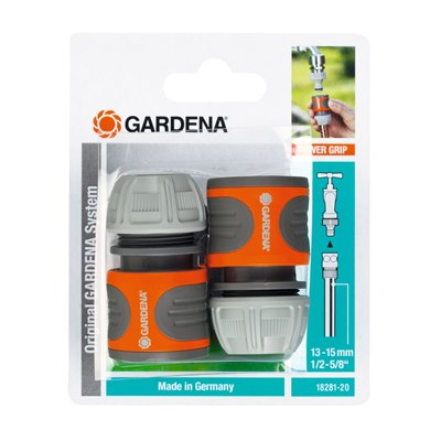 "Gardena Hose Connector Set 13 mm (1/2"")"