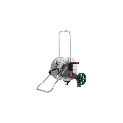 Hose Trolley CleveRoll M Metal (plastic crank handle)