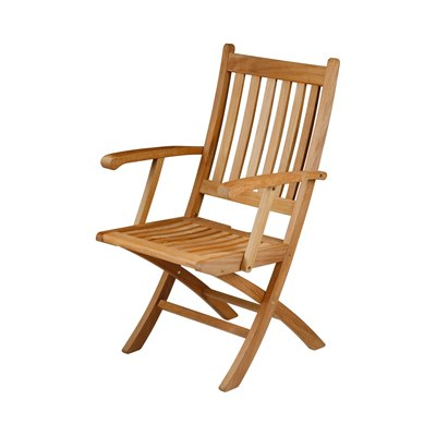 Barlow Tyrie Ascot Dining Carver Chair