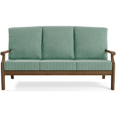 Barlow Tyrie Chesapeake Three-Seater Settee