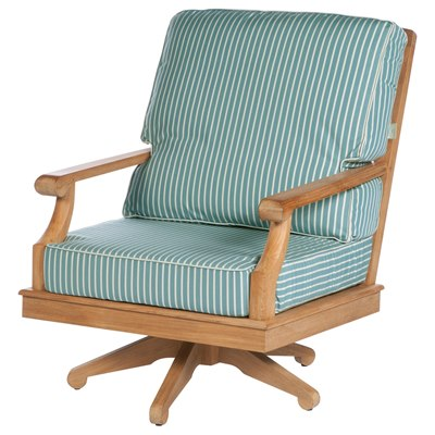 Barlow Tyrie Chesapeake Swivel Rocker