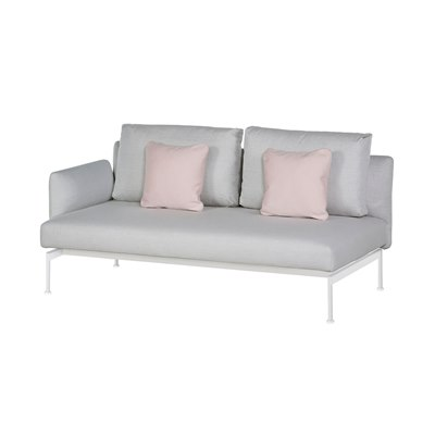 Barlow Tyrie Layout Two Seater Settee - Low Arm