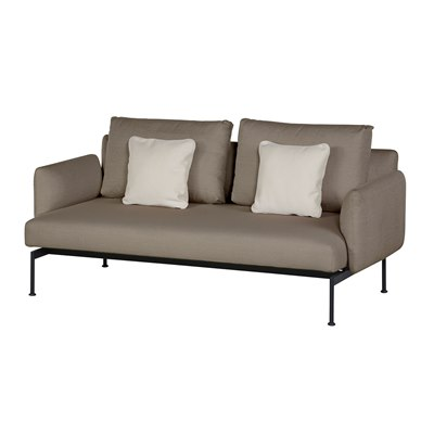 Barlow Tyrie Layout Two Seater Settee - Low Arms