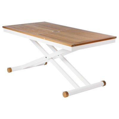 Barlow Tyrie Aura Adjustable Height Table 140