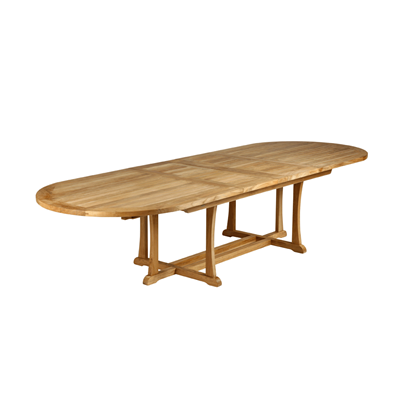 Barlow Tyrie Stirling Extending Dining Table 320