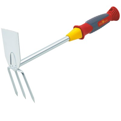 Wolf Garten 7cm Double Hoe with fixed handle