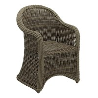 308 Havana Dining Chair with Arms (Willow)