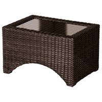 603700 Barlow Tyrie Savannah Lounger Low Table 49