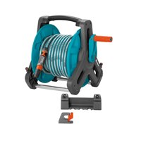 8009-20 Gardena Wall-Fixed Hose Reel 50 Set