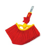 BW25M Wolf Garten Multi-Change® Angle Broom 25cm