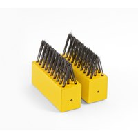 FBME Wolf Garten Multi-Change® Weeding Brush Heads