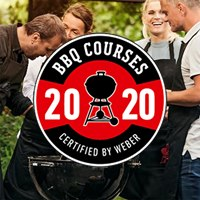 SAT180720-1 BBQ Course Certified by Weber BBQ 'round the world